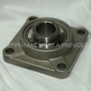 """high temperature High Quality!!  SUCSF205-16 1""""  Stainless Steel 4-Bolt Flange Bearing"""