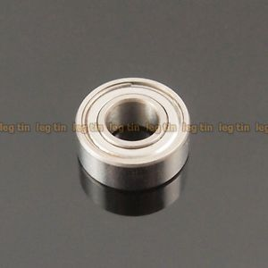 high temperature [10pcs] S686zz S686 6x13x5 mm Stainless Steel 440c Ball Bearing Bearings