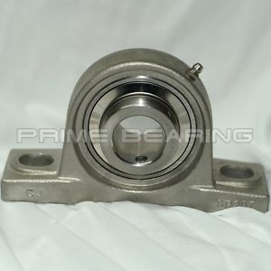 "high temperature High Quality!!  SUCSP209-28  1-3/4""  Stainless Steel Pillow Block Bearing"