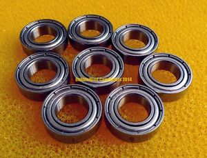 high temperature 4 PCS – S627zz (7x22x7 mm) 440c Stainless Steel Ball Bearing Bearings 627zz