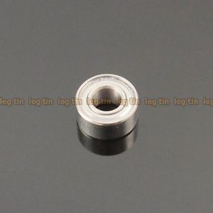 high temperature [50pcs] S685zz S685 5x11x5 mm Stainless Steel 440c Ball Bearing Bearings