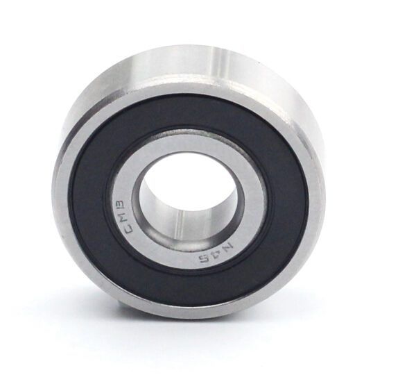 high temperature 25PCS 609-2RS 609 2rs Rubber Sealed Ball Bearing 9 x24 x 7mm