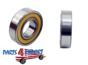 high temperature W BMW E30 E36 E46 E31 E32 E38 E39 88-13 Clutch Pilot Bearing Grooved Ball FAG