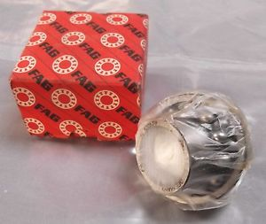 high temperature Genuine FAG Self Aligning Ball Bearing with Extended Inner Ring 25mm 11205TV