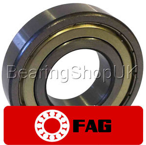 high temperature 6001-2ZR – FAG Metric Ball Bearing