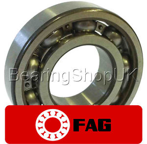 high temperature 6006 – FAG Metric Ball Bearing