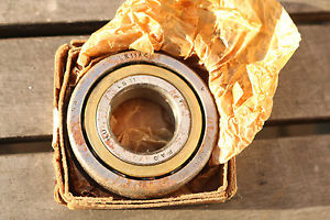 high temperature FAG LS11 AC BRONZE CAGED BALL BEARING  OLD STOCK