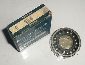 high temperature BOWER BCA FEDERAL MOGUL BALL BEARING R1F 104 MADE GERMANY FAG 3004