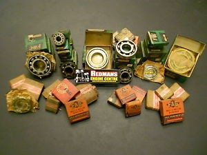high temperature JOB LOT,BALL ROLLER BEARINGS F.B.C AND FAG over 50 in total IDEAL AUTO JUMBLE