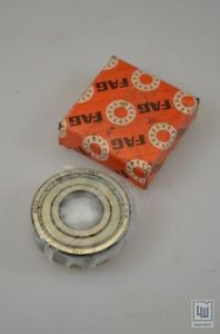 high temperature FAG 6203ZR-THB Rillenkugellager / Deep Gr. Ball Bearing