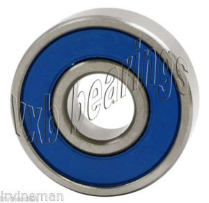 """high temperature ABEC-5 Ball Bearings 3/8""""x7/8"""" Ceramic R6-2RS Stainless"""