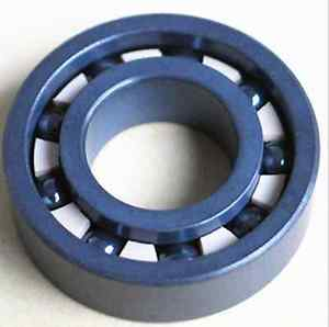 high temperature 6004 Full Ceramic Bearing SI3N4 Ball Bearing 20x42x12mm Silicon Nitride