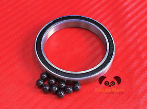 high temperature 2pc 6810-2RS (50x65x7 mm) Hybrid CERAMIC Ball Bearing Bearings 6810RS 50*65*7