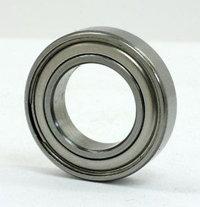 high temperature S6005HZZ Ceramic Stainless Steel ABEC-5  Shielded Bearing 25x47x12mm