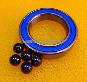 high temperature 4 PCS – MR2427-2RS (24x37x7 mm) Hybrid Ceramic Si3N4 Rubber Sealed Bearing BLUE
