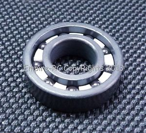 high temperature (2 PCS) 6800 (10x19x5 mm) Full Ceramic Silicon Nitride Ball Bearing (Si3N4)