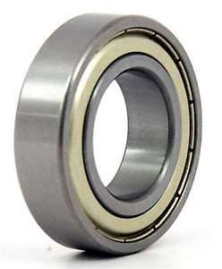 high temperature S6302ZZC4 Stainless Steel Ball Bearing 15x42x13