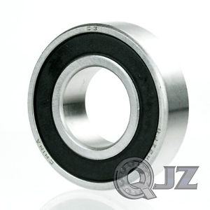 high temperature 1x SS1641-2RS Ball Bearing 2in x 1in x 0.5625in Stainless Steel QJZ Rubber Seal