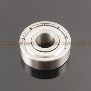 high temperature [20pcs] S608zz 8x22x7 mm S608 Stainless Steel 440c Ball Bearing Bearings