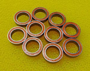 high temperature SMR1016-2RS (10x16x4 mm) 440c CERAMIC Stainless Steel Bearing (2 PCS) ABEC-7