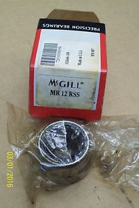 high temperature ** McGILL NEEDLE BEARING MR 12 RSS , MR12RSS