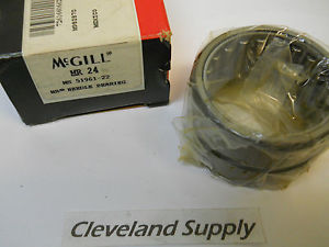 high temperature MCGILL MR 24 NEEDLE BEARING  CONDITION IN BOX