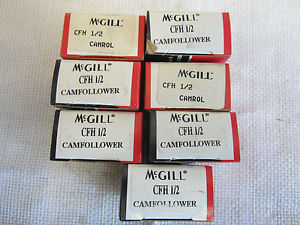 high temperature MCGILL CFH ½ CAMFOLLOWER (7 PCS)