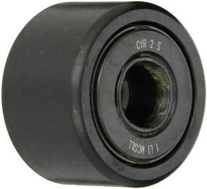 "high temperature McGill CYR2S Cam Yoke Roller, Sealed, Inch, Steel, 2"" Roller Diameter, 1-1/4"""