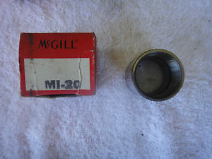 high temperature NIB McGILL Precision Bearing        MI-20        MI20