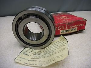 high temperature McGill SB-22309/W33 Spherical Roller Bearing