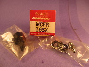 high temperature McGill MCFR16SX, MCFR 16SX,MCFR 16 SX, CAMROL® Cam Follower Bearing