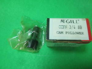 high temperature McGill Cam Follower Bearing — CCFH 3/4 SB — New