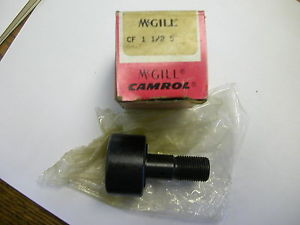 high temperature MCGILL CAM FOLLOWER BEARING CF 1-1/2 S   IN BOX