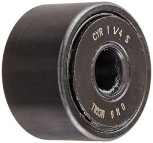 "high temperature McGill CYR1 1/4S Cam Yoke Roller, Sealed, Inch, Steel, 1-1/4"" Roller Diameter,"