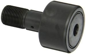 high temperature McGill CF2SB Cam Follower, Standard Stud, Sealed/Hex Hole, Inch, Steel, 2""