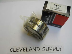 high temperature MCGILL MR 32 NEEDLE BEARING MS 51961-30  CONDITION IN BOX