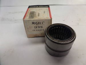 high temperature McGill Needle Bearing GR 18 SS GR18SS New