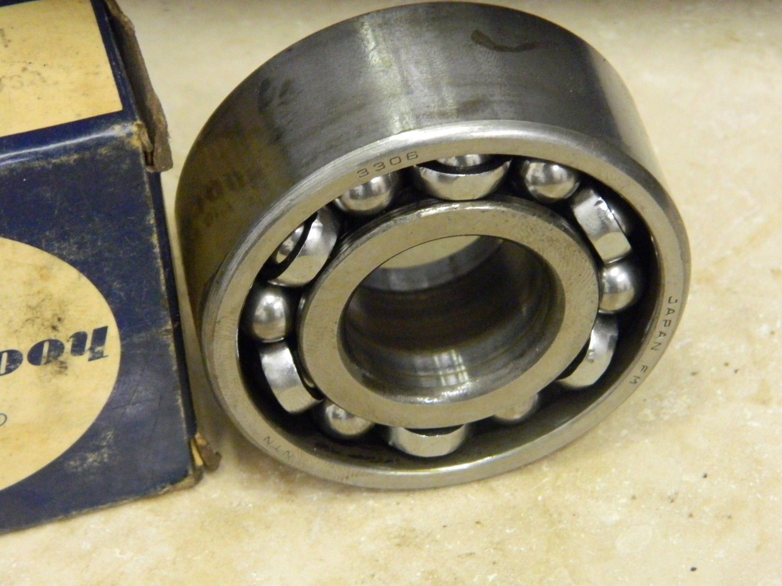 high temperature Hoover NSK Double Row Ball Bearings  3306CA4