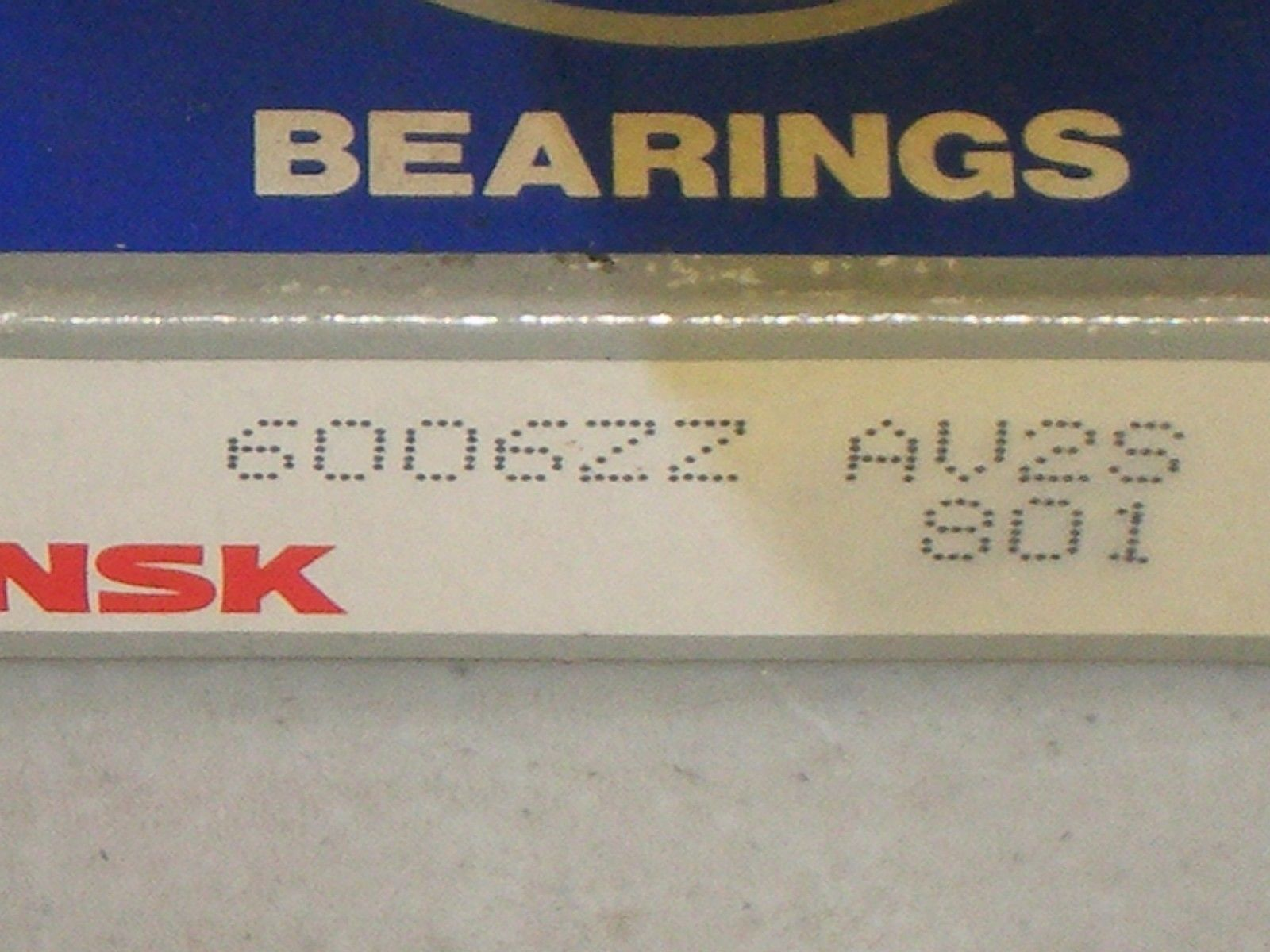 high temperature New! NSK 6006ZZ Ball Bearing Free Shipping! 6006 ZZ 30 x 55 x 13