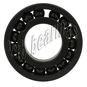 "high temperature R4 Full Complement Ceramic Bearing 1/4""x5/8""x0.196"" inch Si3N4 Ball 12607"