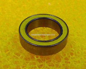 high temperature S6902-2RS (15x28x7 mm) 440c CERAMIC Stainless Steel Bearing (10 PCS) ABEC-5