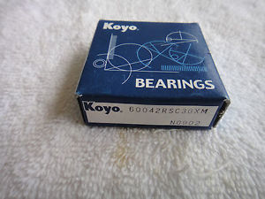 high temperature NIB  KOYO Ball Bearing  60042RSC3GXM