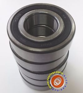 high temperature (QTY. 10!!) KOYO Brand 6205-2RS Radial Ball Bearing