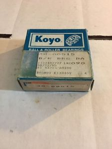high temperature 6306RS Koyo New Single Row Ball Bearing