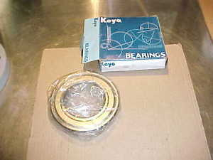 high temperature 6216ZC3 KOYO New Single Row Ball Bearing, Open one side, Metal shield other side