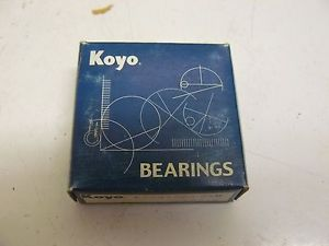 high temperature  KOYO 6203-ZZC3 BALL BEARING METRIC BORE SHIELD