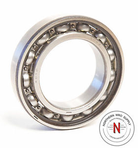 high temperature KOYO 6009 DEEP GROOVE BALL BEARING, 45mm x 75mm x 16mm, FIT C0, OPEN