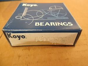 high temperature Koyo Ball Bearing 63062RDC3 New in Sealed Box