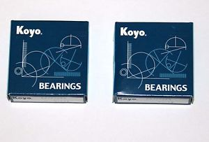 high temperature 60/28 2RS Sealed Ball Bearing Genuine KOYO 28x52x12mm  – Twin Pack 2 bearings