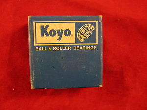 high temperature KOYO Milling Machine Part- Ball and Roller Bearings #7204BGC3
